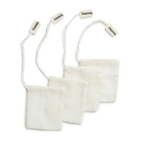 Organic Tea Bags Set Of 4
