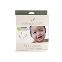 Face Wipes Reusable Pack of 2
