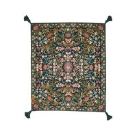 Canvas Picnic Rug Native Wildflower