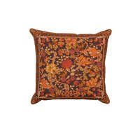 Canvas Cushion Cover Spice Forest