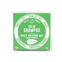 Solid Shampoo Bar Scalp Solution