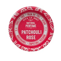 Natural Perfume Patchouli Rose