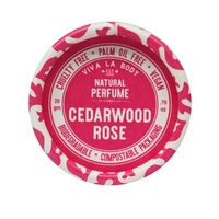 Natural Perfume Cedarwood Rose