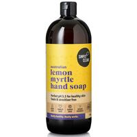 Lemon Myrtle Hand Soap
