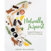 Naturally Inspired Book