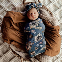 Swaddle & Topknot Belle